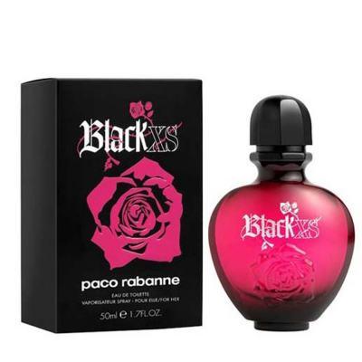 Black Xs Femme Eau De Toilette Feminino by Paco Rabanne - 80 ml
