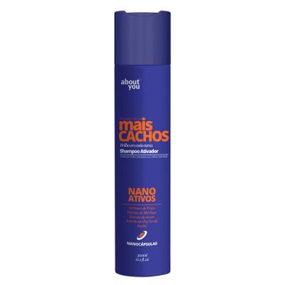 About You Mais Cachos - Shampoo Ativador - 300ml