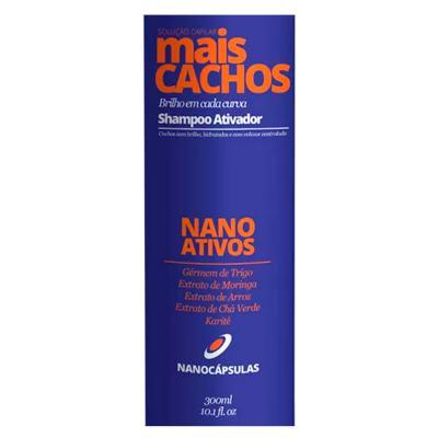 Imagem 2 do produto About You Mais Cachos - Shampoo Ativador - 300ml