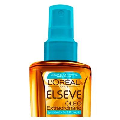 Imagem 2 do produto L'Oréal Paris Óleo Extraordinário Elseve Verão Brasileiro Nutrição & Proteção - Tratamento - 100ml
