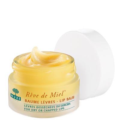 Hidratante Labial Nuxe Paris Rêve De Miel Ultra-nourishing Lip Balm - Incolor