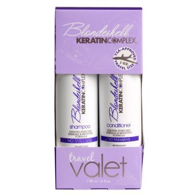 Kit Keratin Complex Blondeshell Travel Valet - Kit