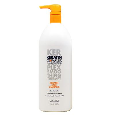 Keratin Complex Smoothing Therapy Keratin Care - Shampoo - 1L