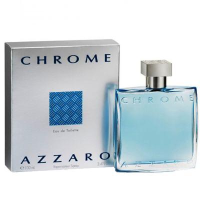 Azzaro Chrome De Loris Azzaro Eau De Toilette Masculino - 30 ml
