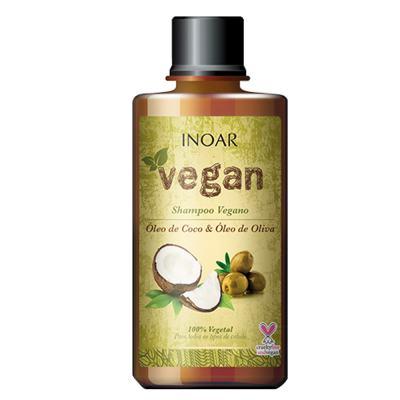 Imagem 1 do produto Inoar Vegan - Shampoo - 300ml