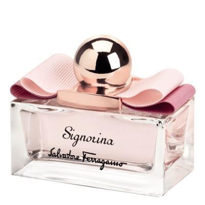 Signorina Salvatore Ferragamo - Perfume Feminino - Eau de Parfum - 50ml
