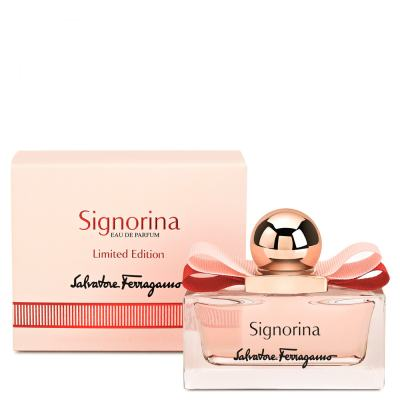 Imagem 2 do produto Signorina Salvatore Ferragamo - Perfume Feminino - Eau de Parfum - 50ml
