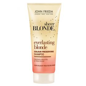 John Frieda Sheer Blonde Everlasting - Shampoo - 250ml