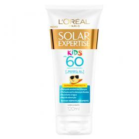 Protetor Solar L'Oréal Paris - Solar Expertise Loção Kids FPS 60 - 120ml