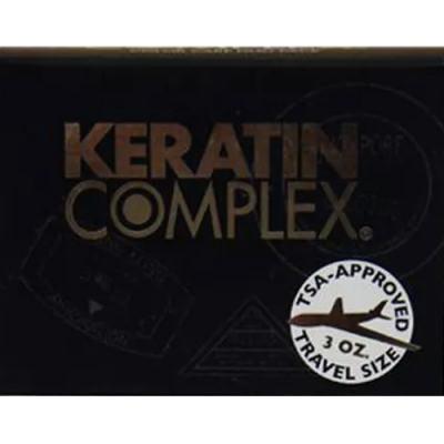 Imagem 4 do produto Kit Keratin Complex Smoothing Therapy Keratin Color Care Travel Valet - Kit