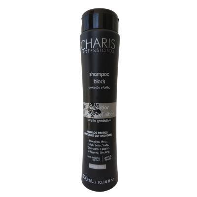 Charis Evolution Black Definition - Shampoo - 300ml