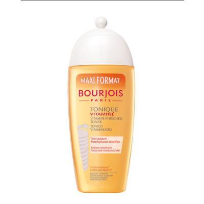 Imagem 1 do produto Loção Tônica de Limpeza Bourjois Tonique Vitaminé - 250ml