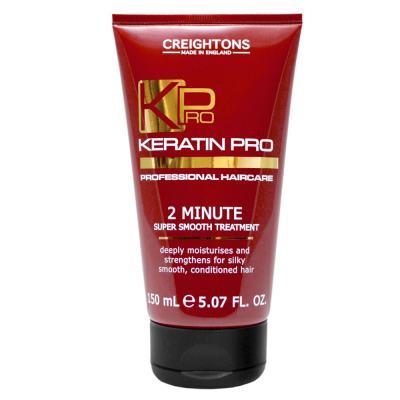 Creightons Keratin Pro 2 Minutes Super Smooth - Máscara De Hidratação - 150ml