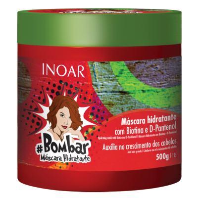 Inoar Bombar Máscara de Hidratação - 500g