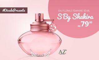 S By Shakira: Felicidade e frescor floral