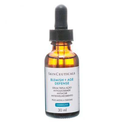 Imagem 1 do produto Blemish+ Age Defense SkinCeuticals - Tratamento Antiacne - 30ml