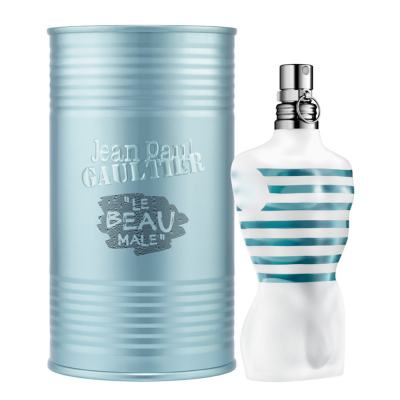 Imagem 2 do produto Perfume Le Beau Male Jean Paul Gaultier - Perfume Masculino - Eau de Toilette - 40ml