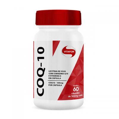 Coq 10 500mg - 60 Cápsulas - Vitafor