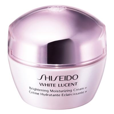 Creme Hidratante Iluminador Shiseido White Lucent Brightening Moisturizing Cream W - 50ml