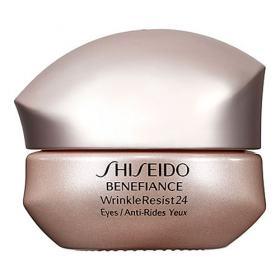 Tratamento Anti-envelhecimento para Área dos Olhos Shiseido Benefiance Wrinkleresist24 Eyes - 15ml
