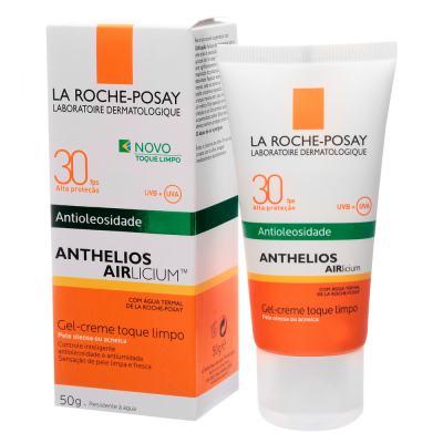 Imagem 2 do produto Anthelios Airlicium FPS 30 La Roche-Posay - Protetor Solar - 50g