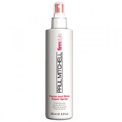 Paul Mitchell Firm Style Freeze And Shine Super - Spray Fixador - 250ml
