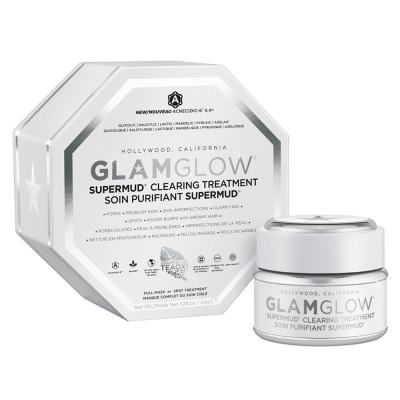 Máscara Facial Glamglow Supermud - 34g
