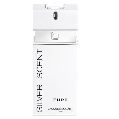 Silver Scent Pure Jacques Bogart - Perfume Masculino - Eau de Toilette - 100ml