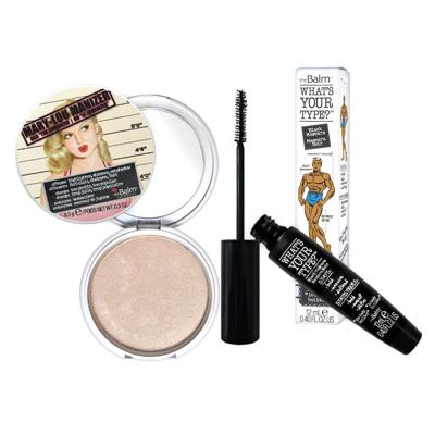 Mary Lou Manizer + What's Your Type? The Body Builder The Balm - Kit