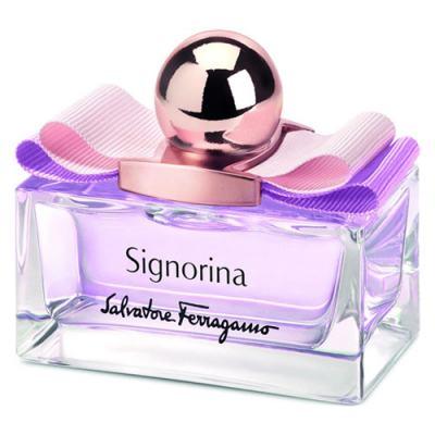 Signorina Salvatore Ferragamo - Perfume Feminino - Eau de Toilette - 50ml