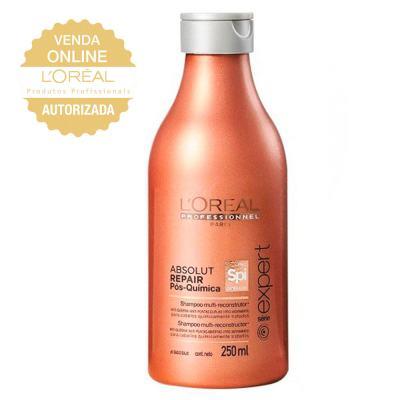 L'oréal Professionnel Absolut Repair Pós Química - Shampoo Reconstrutor - 250ml