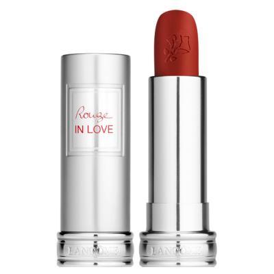Rouge In Love Lancôme - Batom De Longa Duração - 185N - Rouge Valentine