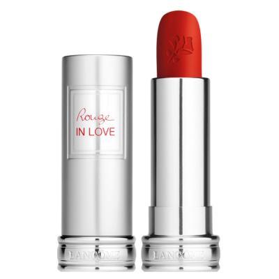 Rouge In Love Lancôme - Batom De Longa Duração - 181N - Rouge Saint Honore