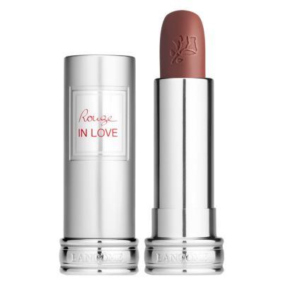 Rouge In Love Lancôme - Batom De Longa Duração - 287N - Chocolat Mardore