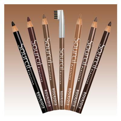 Imagem 4 do produto Sourcils Précision Bourjois - Lápis para Sobrancelhas - 03 - Chatain