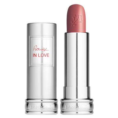 Rouge In Love Lancôme - Batom De Longa Duração - 240M - Rose En Deshabille