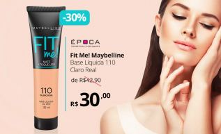 Fit Me! Maybelline