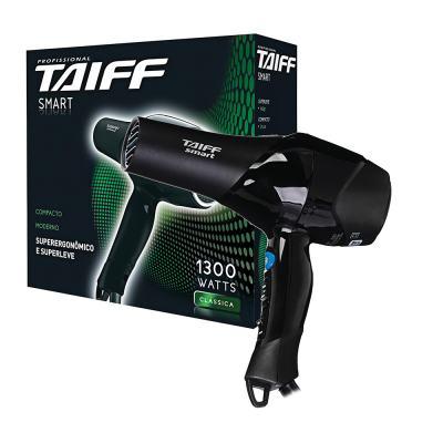 Imagem 2 do produto Secador de Cabelo 1300W Smart Preto - Taiff