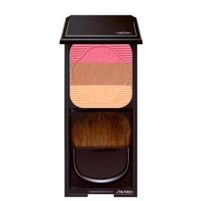 Imagem 1 do produto Face Color Enhancing Trio Shiseido - Blush - RS1