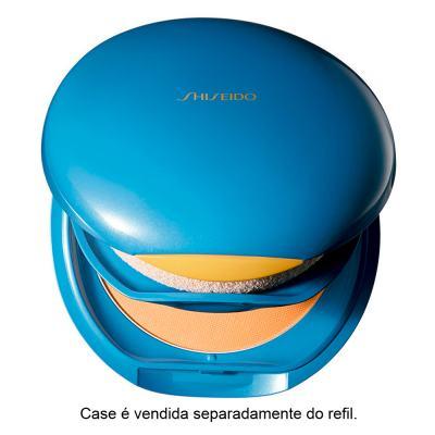 Imagem 1 do produto Refil - UV Protective Compact Foundation FPS35 Shiseido - Base Facial - Medium Ochre - SP40