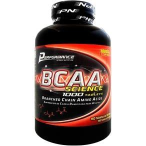 Bcaa Science 1000 Mg  150 Tabletes - Performance Nutrition -