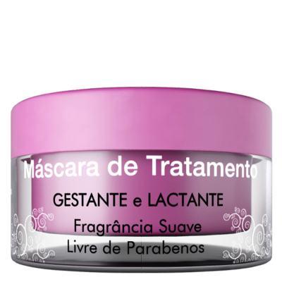 Sweet Hair Petite Box Gestante e Lactante - Máscara de Tratamento - 150g