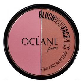 Blush Your Face Plus Océane - Duo de Blush - Terra