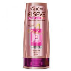 L'Oréal Paris Elseve Quera-Liso Mq 230°C - Condicionador - 200ml