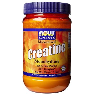Creatine Micronizada 500g - Now Foods