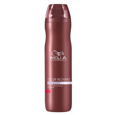 Imagem 1 do produto Wella Care Color Recharge Cool Blonde - Shampoo - 250ml