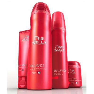 Imagem 2 do produto Wella Care Brilliance Leave-In Balm - Condicionador - 150ml