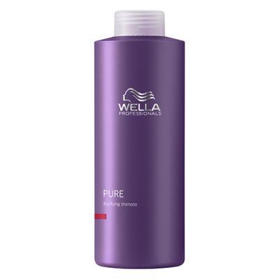 Wella Balance Pure - Shampoo de Limpeza Profunda - 1L