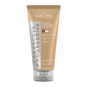 Vizcaya Pós Escova Progressiva - Shampoo - 200ml