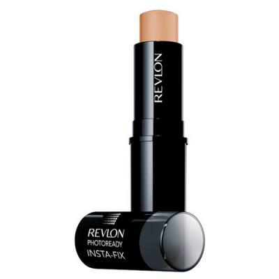 Imagem 1 do produto Photoready Insta-Fix MakeUp Revlon - Base em Bastão - Medium Beige